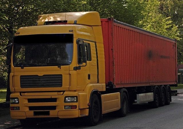 Προσωρινή Ακινησία φορτηγού