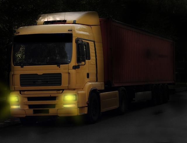 Ταξινόμηση επαγγελματικού φορτηγού